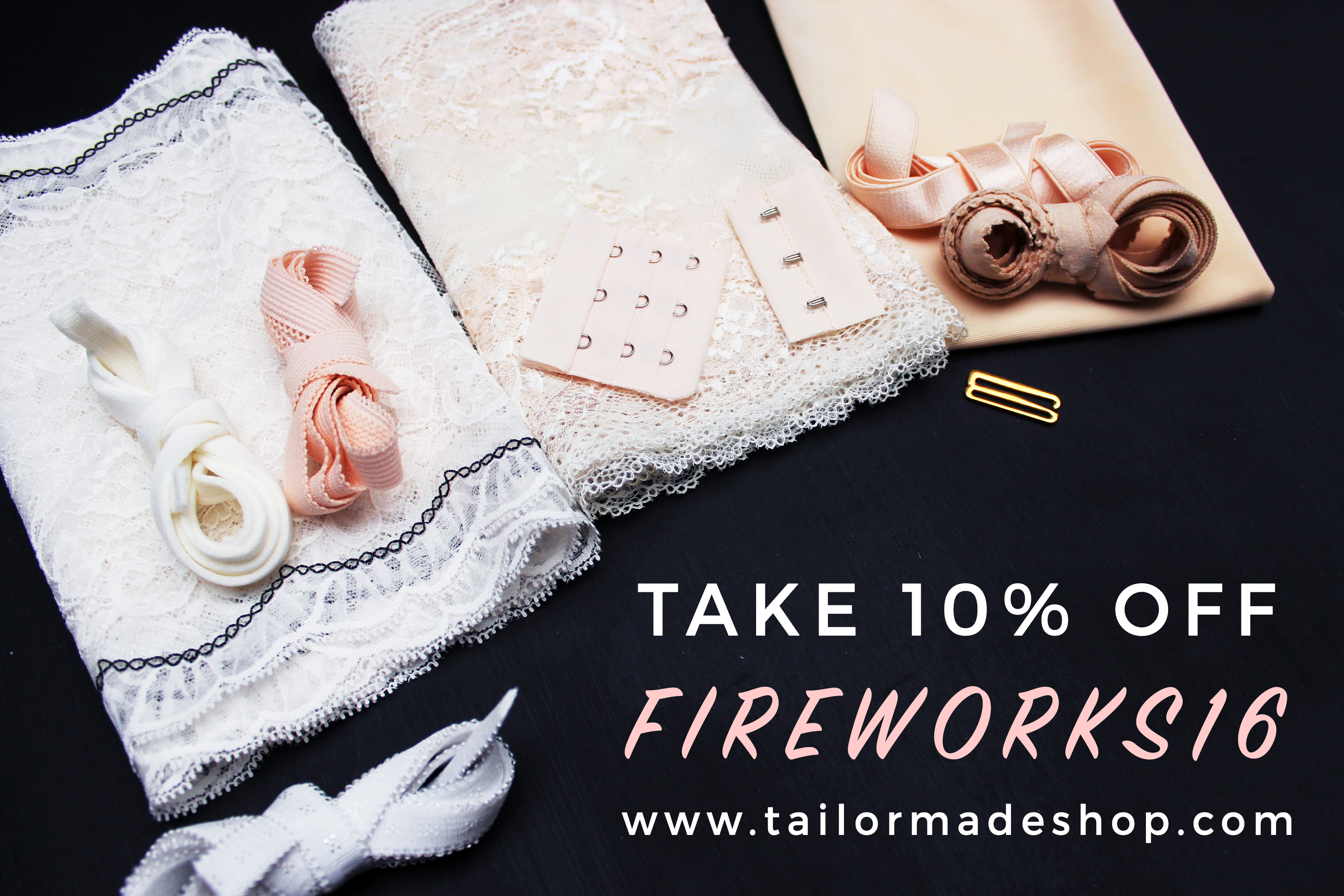 Tailor Made Shop Independence Day Sale