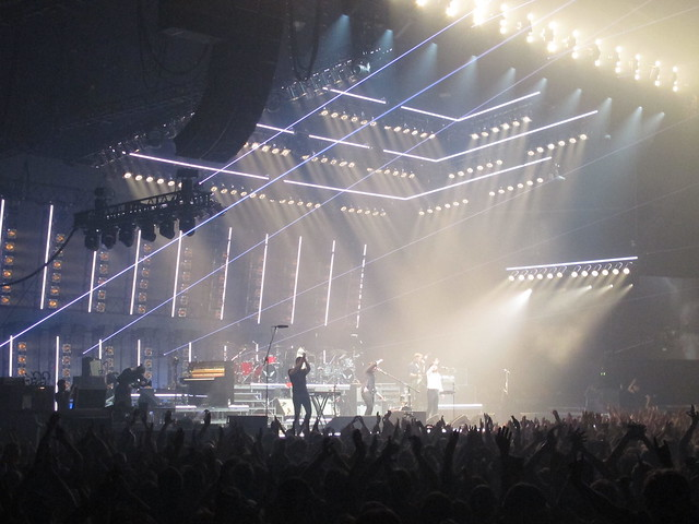 thursday, mumford and sons concert, forum, copenhagen