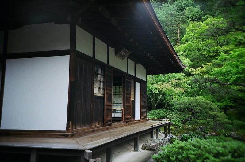 京都:銀閣寺