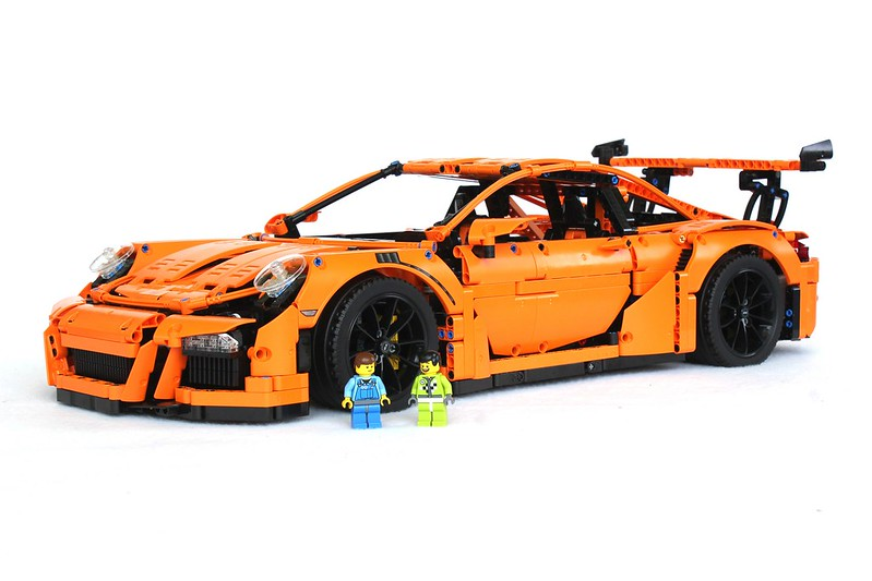 42056 porsche 911 gt3 rs review innovalug lego users group. Black Bedroom Furniture Sets. Home Design Ideas