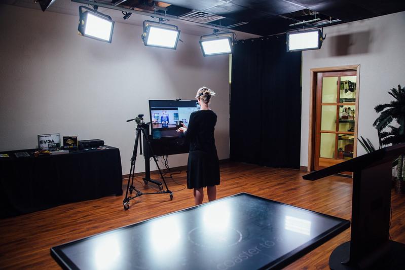 Videoconference Showroom