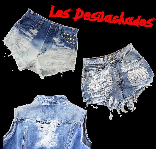 """""""Los desilachados"""""""
