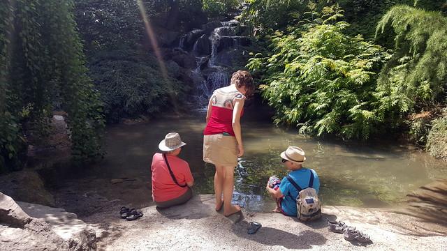Waterfall Break