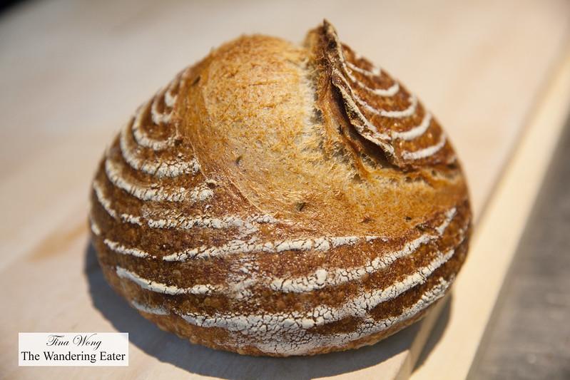 Lemon Rosemary bread