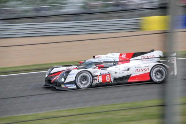 #6 Toyota Gazoo Racing TS050 - Hybrid