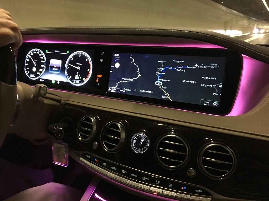 Mercedes-Benz S 350 L