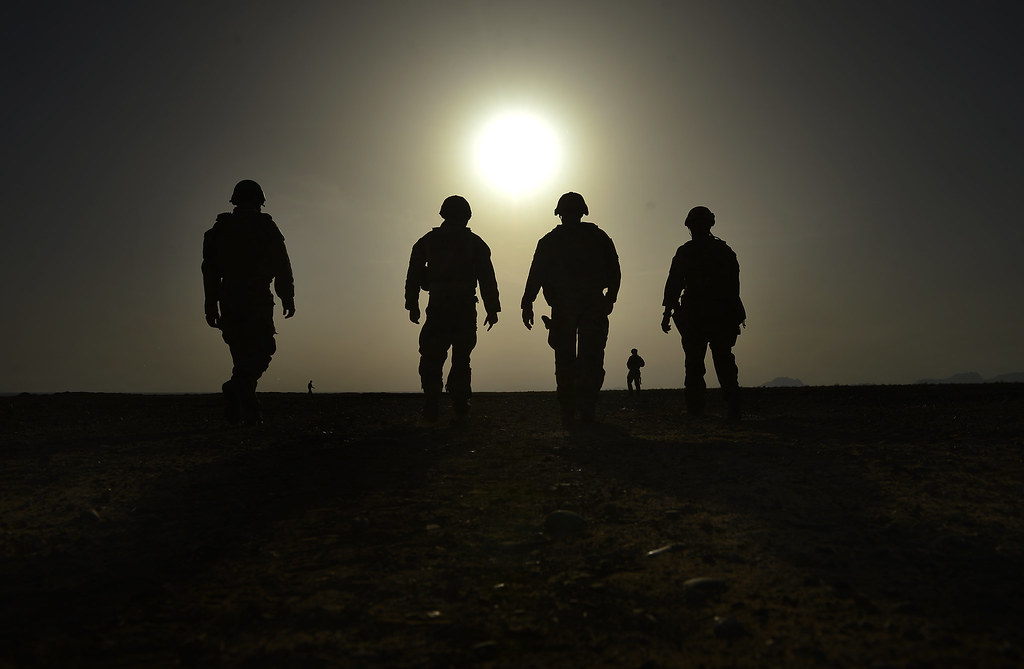 JET Airmen supporting Operation Enduring Freedom [Image 1 of 16]