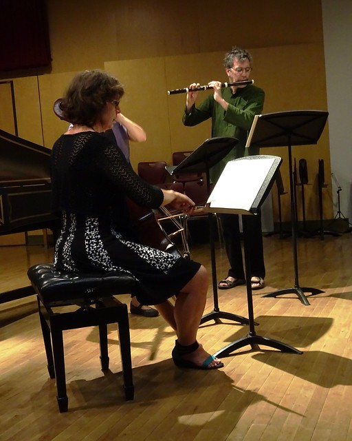 Flute and Cello