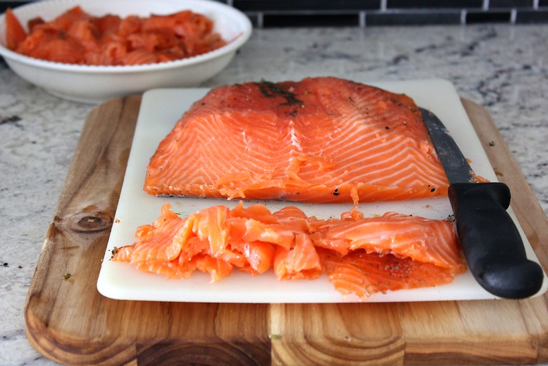 Home-Cured Lox!