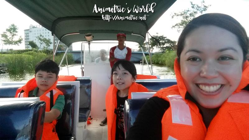 Seda Nuvali Boat Ride