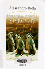 Alessandro Boffa, Eres una bestia Viskovitz