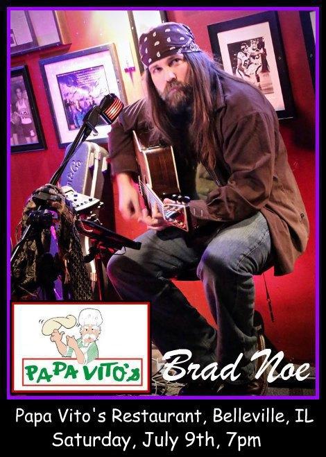 Brad Noe 7-9-16
