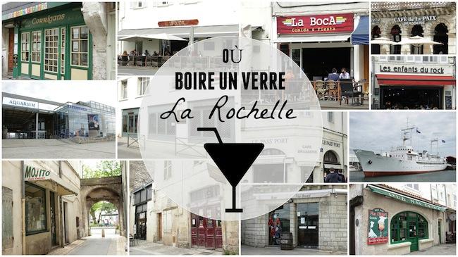 Où aller boire un verre à La Rochelle