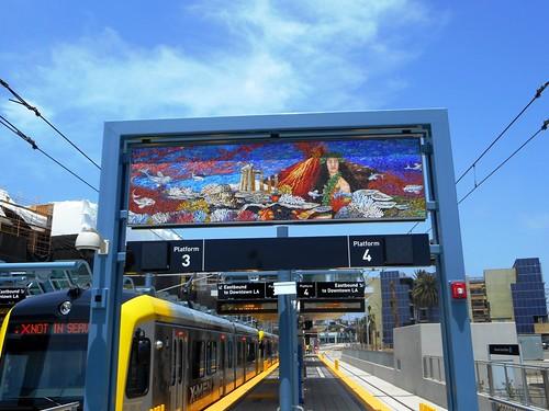 1591 MTA Expo Line Santa Monica Sta 20160513 AKW