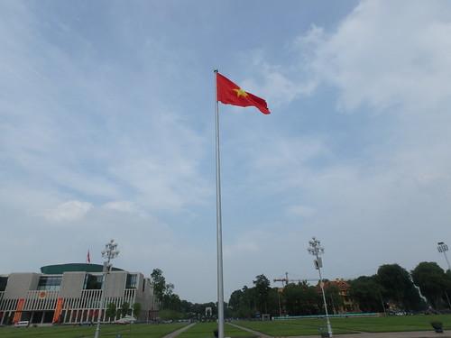hcm-mausoleum-flag