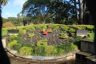 Floral Clock in Albert Park