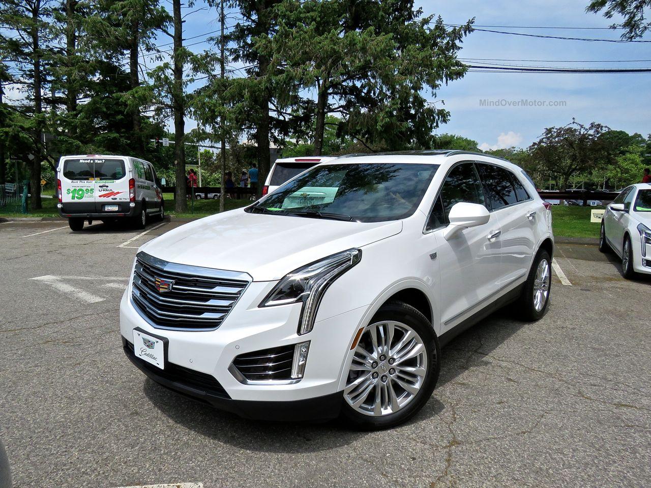 Cadillac XT5 Review 5