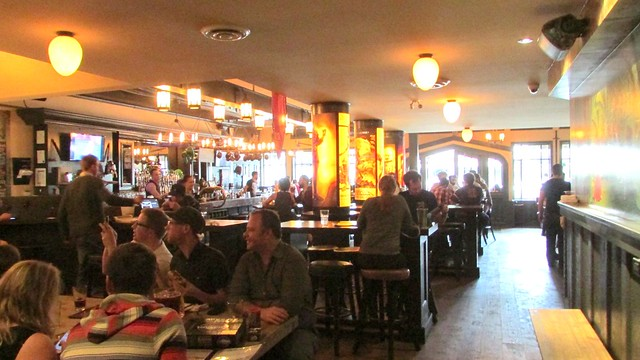 First Visit to Storm Crow Alehouse on Broadway in Vancouver