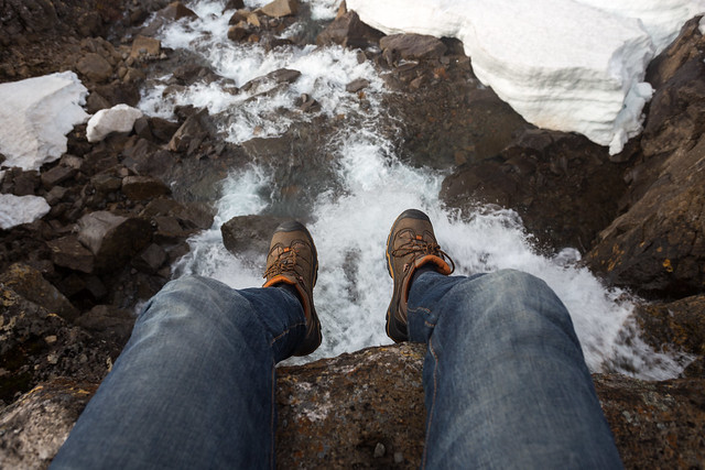 Traveling Boots - Iceland
