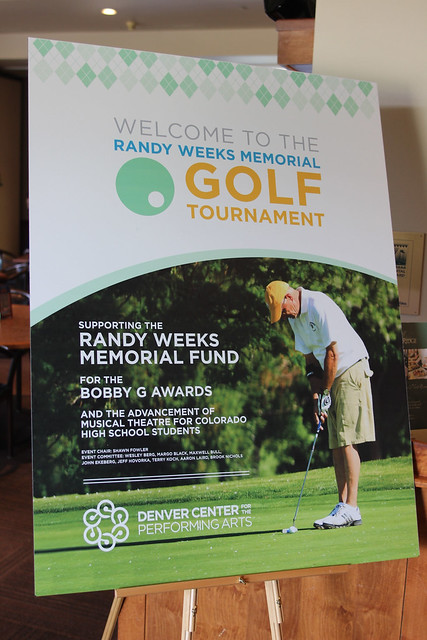 2016 Randy Weeks Memorial Golf Tournament