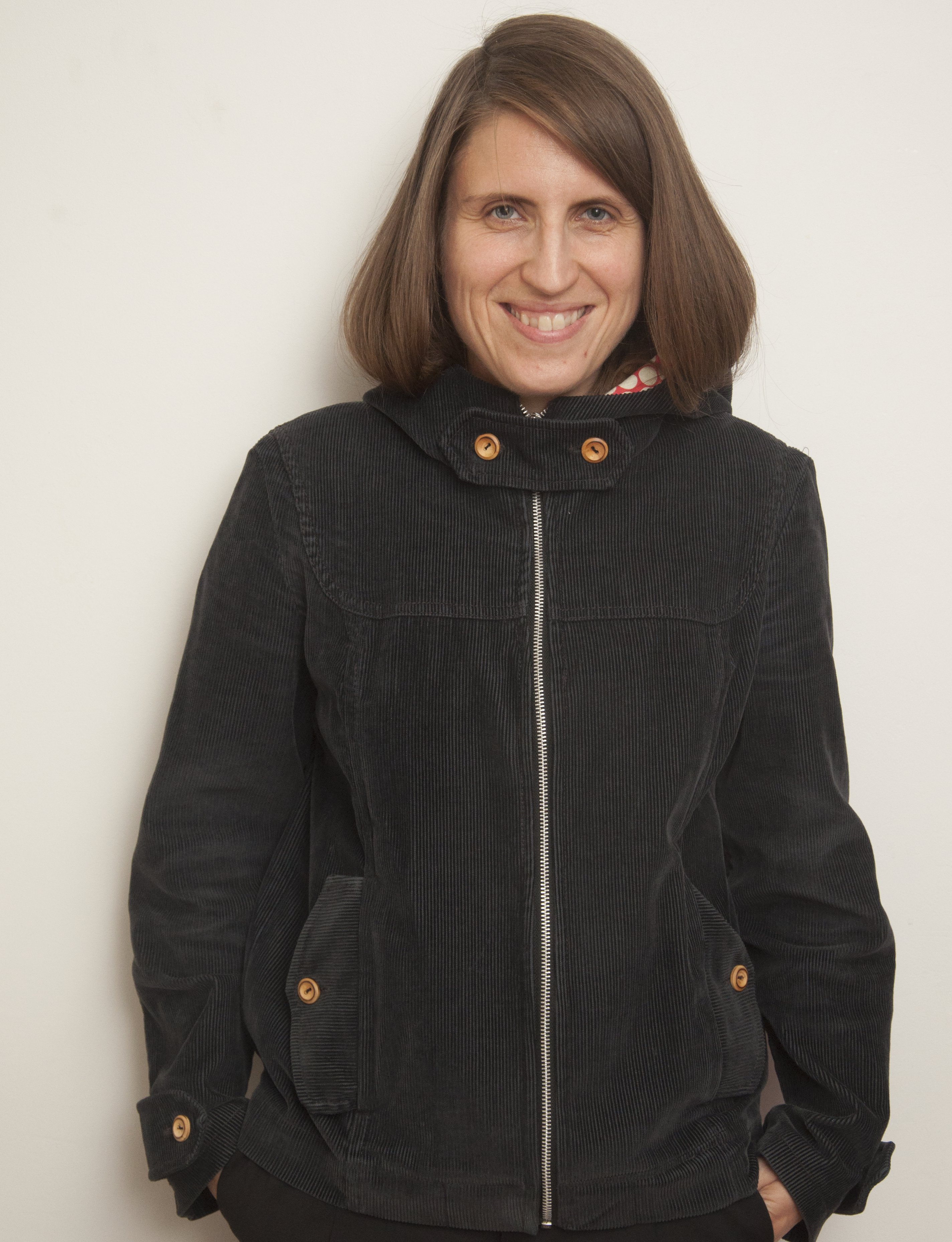 Burdastyle corduroy jacket