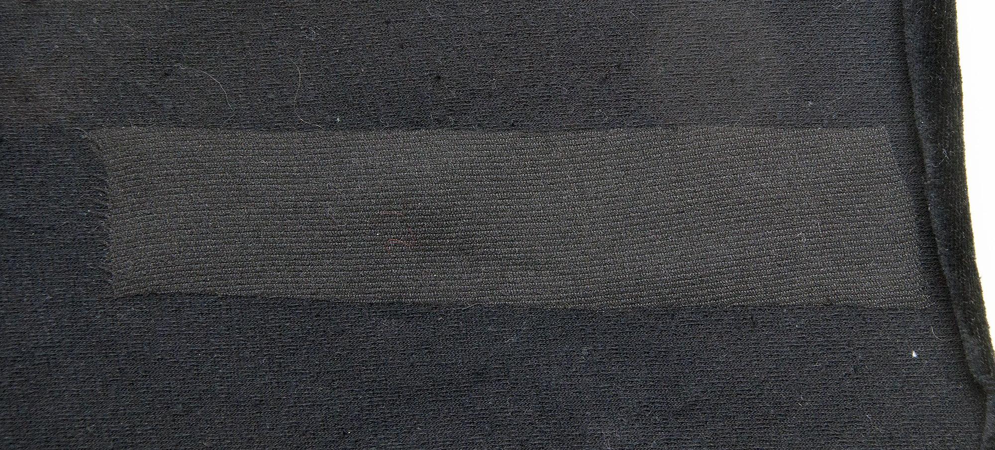 How to do welt pockets on knit fabrics