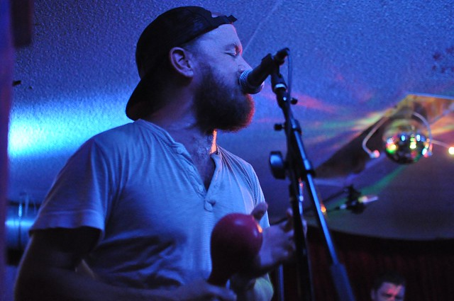 Cave Singers at House of Targ