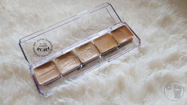rcma five series ko palette dtc makeup