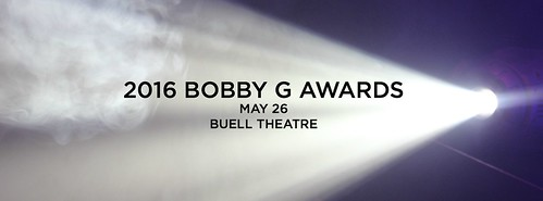 2016 Bobby G Awards