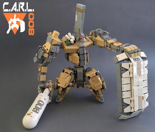 C.A.R.L. 800