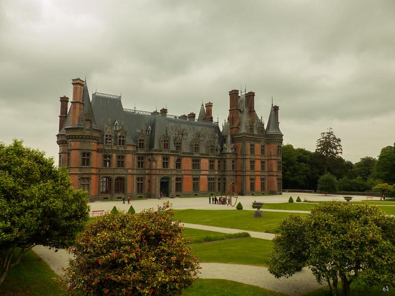 Le chateau de Trévarez 27397177930_430619b1b2_c
