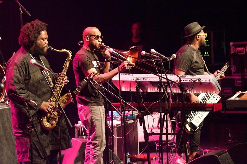Kamasi Washington - Ottawa Jazz Festival