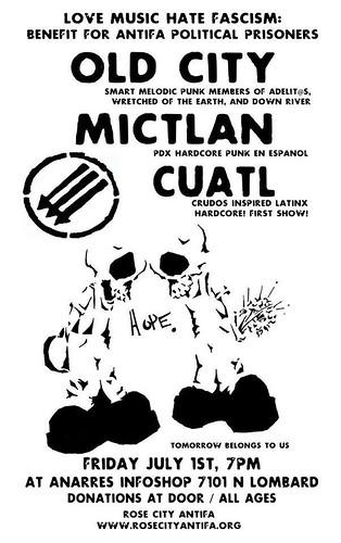 7/1/16 OldCIty/Mictlan/Cuatl
