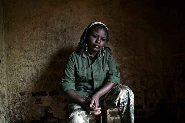 MS Kalashnikov | Female fighters in Congolese rebel groups..In contemporary African wars women continue to play a variety of crucial roles, and yet they remain invisible to the world. Only a handful of researchers and journalists have appreciated the impo