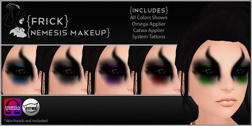 Nemesis Makeup