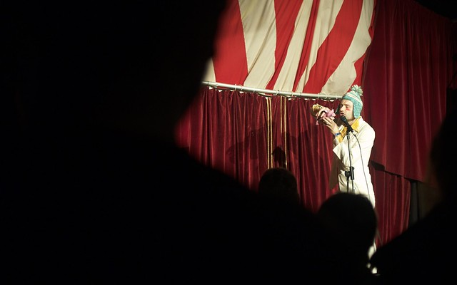Ben Target at London Clown Festival - DSC_4567