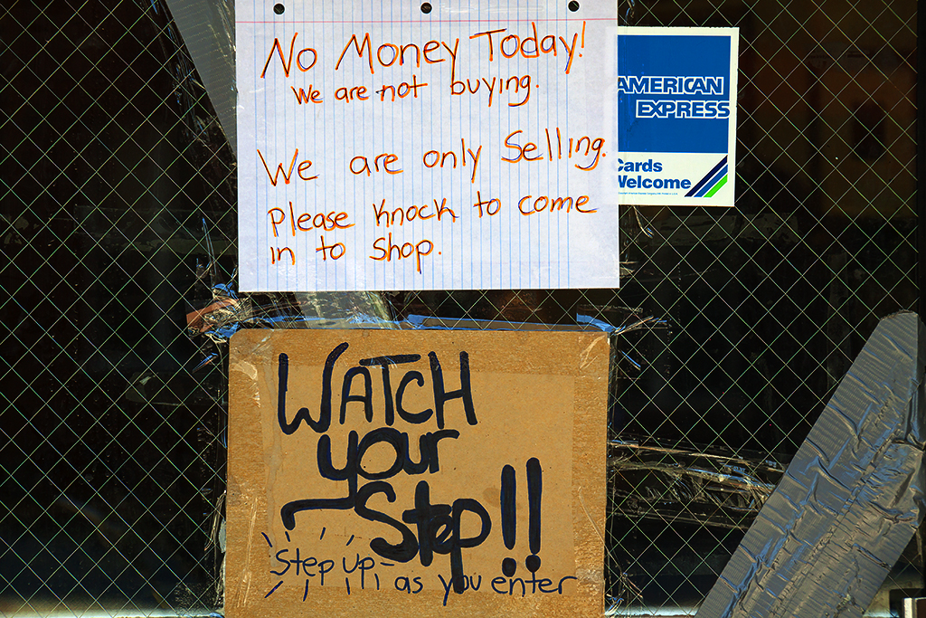 No Money Today!--Hawthorne