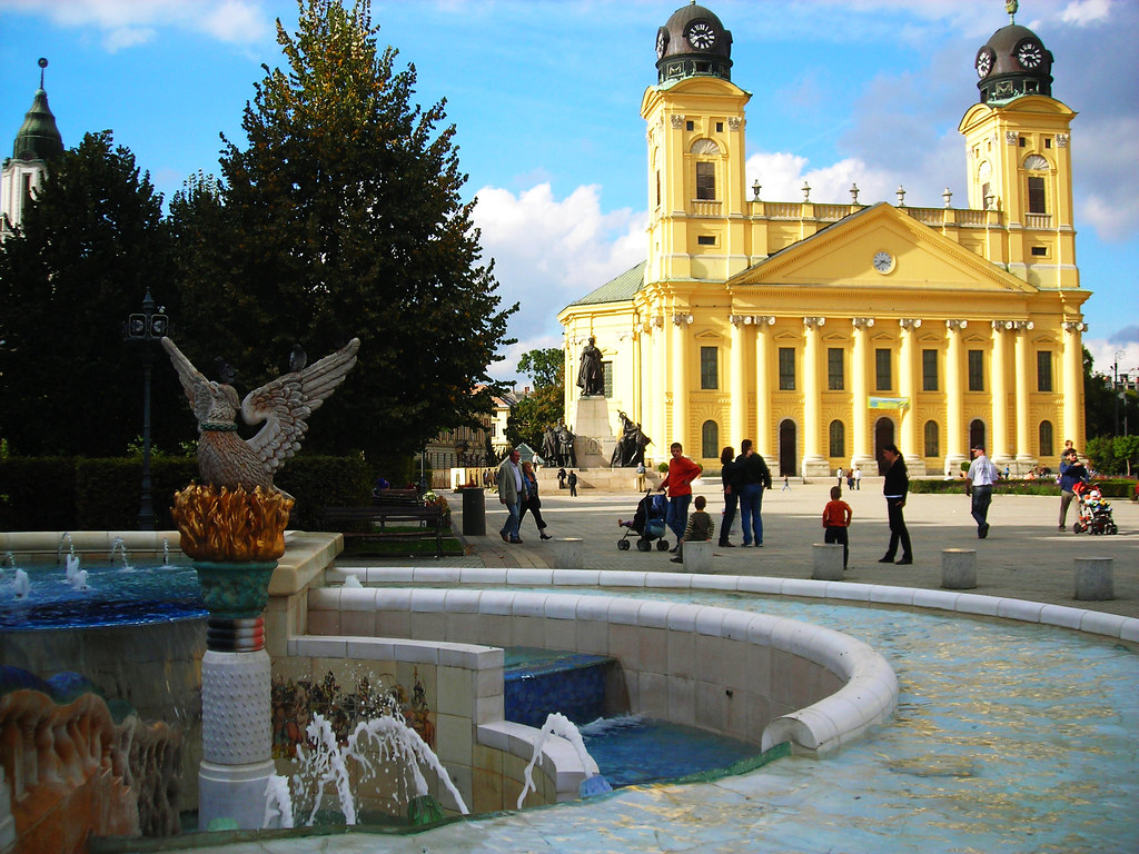 7 Charming Hungarian Cities: Debrecen, Hungary