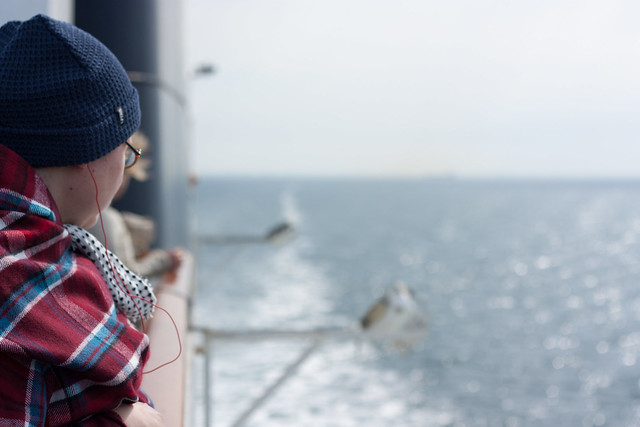 Enhancing the Moment - Crossing the Baltic