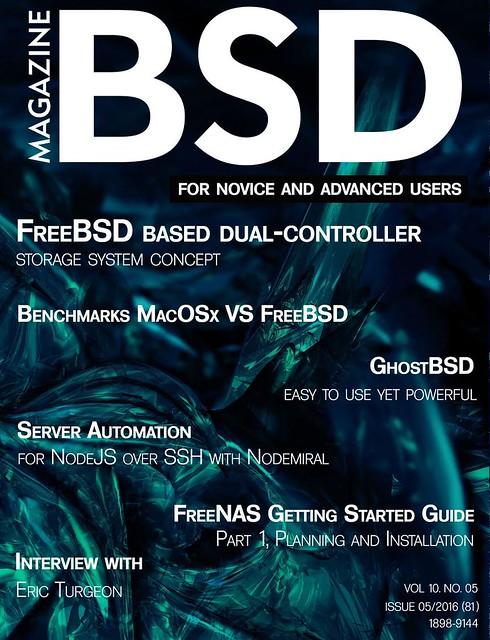 BSD Magazine 052016