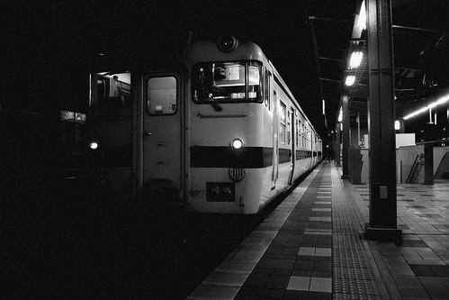 Miyazaki Station on DEC 17, 2014 (2)