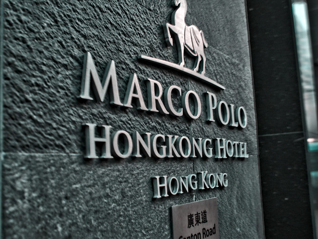 Marco Polo HK Hotel