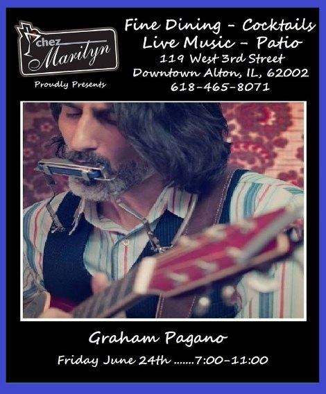 Graham Pagano 6-24-16