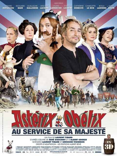 (2012) Astérix et Obélix Au Service de Sa Majesté