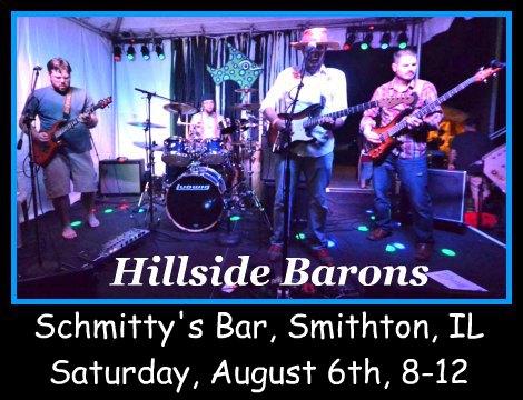 Hillside Barons 8-6-16