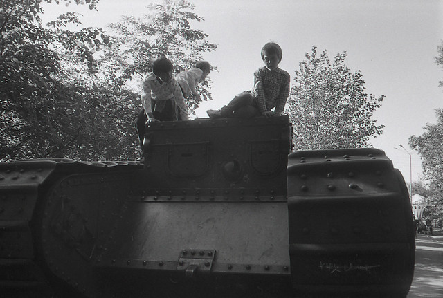 01 Архангк танк дети