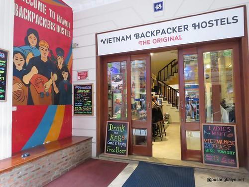 Vietnam Backpacker's Hostel