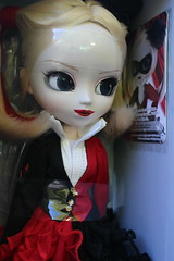 Pullip Harley Quinn Dress Version