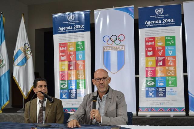 Primer Aniversario de ODS 2016
