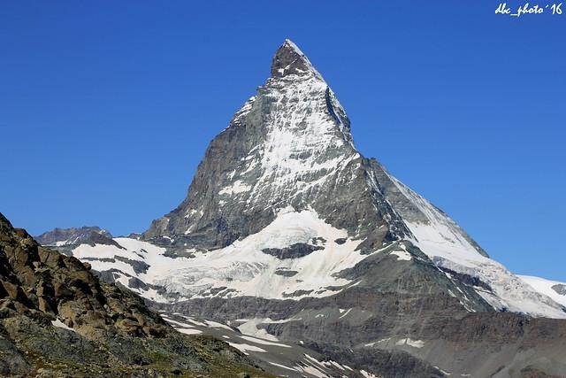 La montaña más famosa de Europa